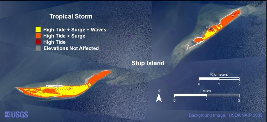 usgs-ship-island-tropical-storm